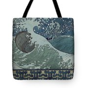 Fairytale Of The Tsar Saltan Tote Bag