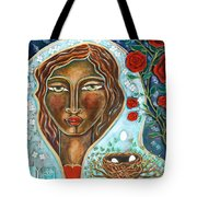 Faith In The Promises Tote Bag