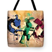 Faith That Is Not Seen Tote Bag