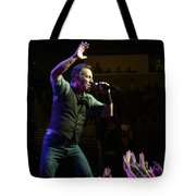 Faith Will Be Rewarded-color Tote Bag by Jeff Ross