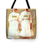 Faithful Friends Tote Bag