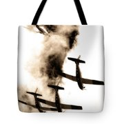 Falcon Art Tote Bag