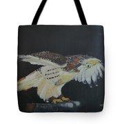 Falconry 5 Tote Bag