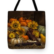 Fall Assortment Tote Bag
