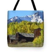 Fall At Ashcroft Tote Bag