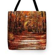 Fall At Cheesequake Tote Bag