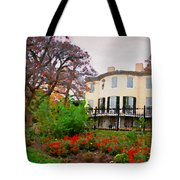 Fall At Lemon Hill Tote Bag