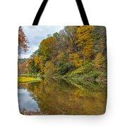 Fall At Little Beaver Creek Tote Bag