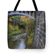 Fall At Mill Creek Park Tote Bag