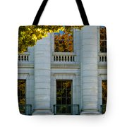 Fall At The Capitol Tote Bag