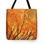 Fall At The Shore Tote Bag