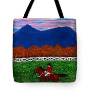 Fall Back Tote Bag