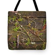 Fall Background Tote Bag