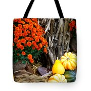 Fall Bounty Tote Bag