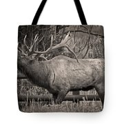 Fall Bugling Tote Bag