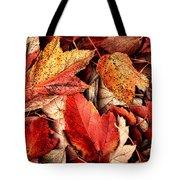 Fall Carpet Tote Bag