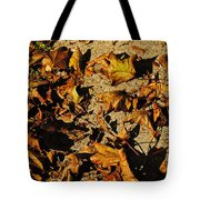 Fall Cleanup Tote Bag