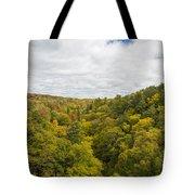 Fall Color Hills Mi 1 Tote Bag