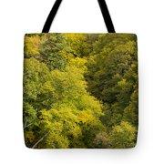 Fall Color Hills Mi 3 Tote Bag