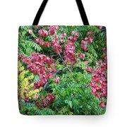 Fall Colors In Florida Tote Bag