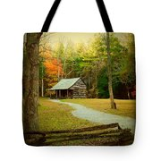 Fall Color's Tote Bag
