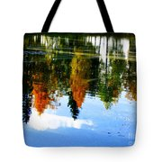 Fall Colors Tote Bag by Pauli Hyvonen