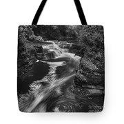 Fall Creek Flow II Tote Bag