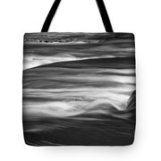 Fall Creek Flow Tote Bag