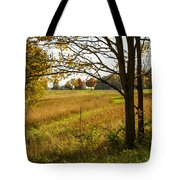 Fall Day In The Ozarks Tote Bag