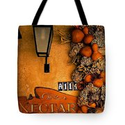 Fall Decoration Tote Bag