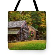 Fall Down On The Farm Tote Bag