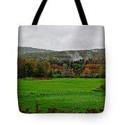Fall Field Tote Bag