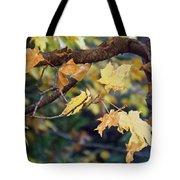 Fall Foilage Tote Bag
