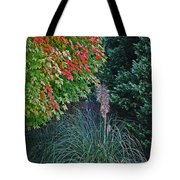 Fall Grass Tote Bag