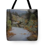 Fall Harmonies Tote Bag