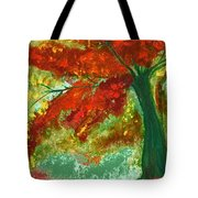 Fall Impression By Jrr Tote Bag