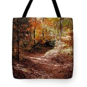 Fall In Johnston County Tote Bag