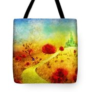 Fall In Oz Tote Bag
