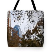 Fall In Philly Tote Bag