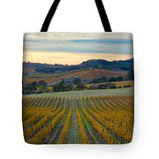 Fall In Wine Country Tote Bag