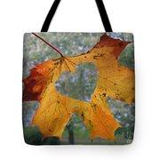 Fall Ing In Love Tote Bag