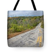 Fall Is In The Air Tote Bag