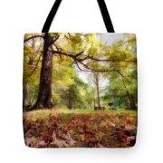 Fall Iv Tote Bag