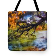 Fall Landscape 4 Tote Bag