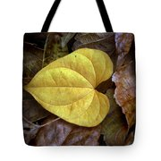 Fall Leaves 4 Tote Bag