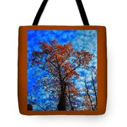 Fall Majesty Tote Bag