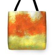 Fall Meadow Tote Bag