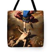 Fall Of The Rebel Angels Tote Bag