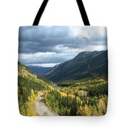 Fall On Guanella Pass Tote Bag
