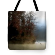 Fall On Melton Hill Lake II Tote Bag